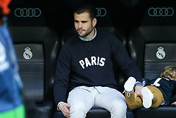December 6, 2018 - Madrid, Madrid, Spain - Nacho of Real Madrid in action during the King Throphy Spanish Championship,  football match between Real Madrid and Melilla on December 06, 2018 at Santiago Bernabeu stadium  in Madrid, Spain. (Credit Image: © AFP7 via ZUMA Wire)