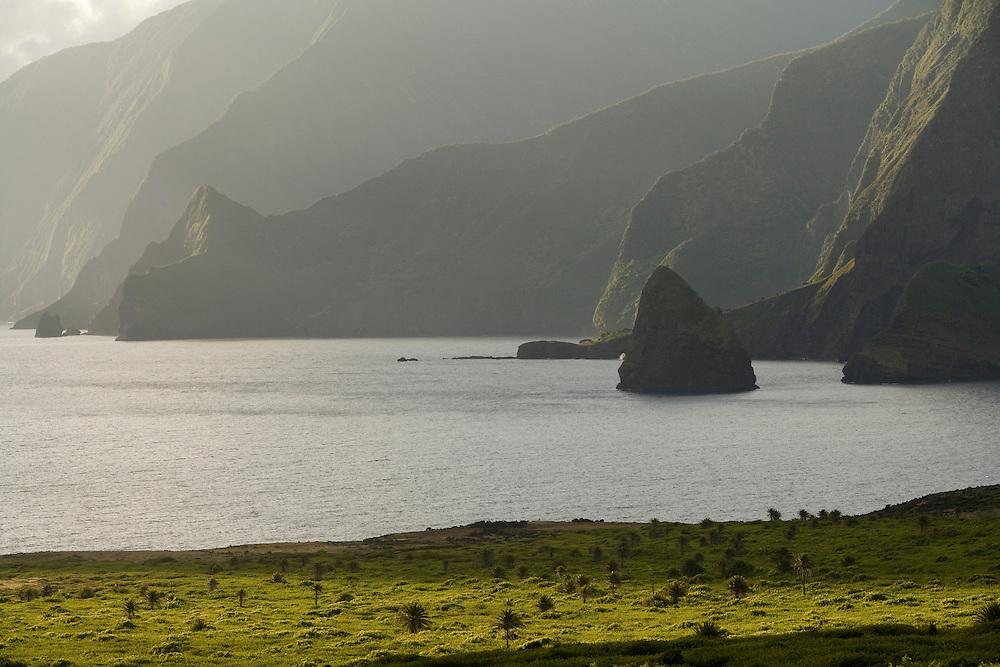 Molokai, Kalaupapa, Kalawao, Leinaopapio Point, Okala Island