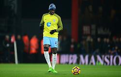 Yaya Toure of Manchester City  - Mandatory by-line: Alex James/JMP - 13/02/2017 - FOOTBALL - Vitality Stadium - Bournemouth, England - Bournemouth v Manchester City - Premier League