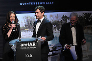 ANTIBES, FRANCE - MAY 24: Asia Argento and Joshua Jackson attend amfAR's Cinema Against AIDS auction at Hotel Du Cap on May 24, 2012 in Antibes, France.  (Photo by Tony Barson/FilmMagic)