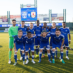 RENO, NV - JUNE 10: Images from Reno 1868 FC vs. Sacramento Republic FC at Greater Nevada Field in Reno, Nev., Saturday, June 10, 2017.<br /> <br /> (Photo by David Calvert/Reno 1868 FC)