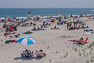New York, Westhampton, Cupsogue Beach