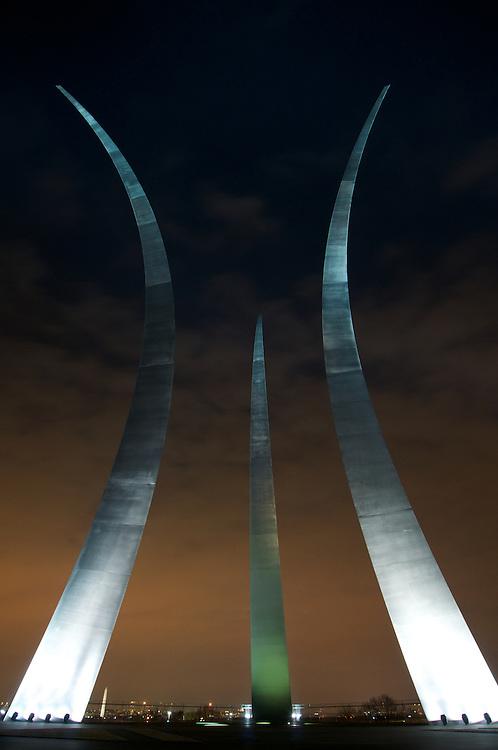 Air Force Memorial <br /> 1 Air Force Memorial Dr. Arlington, VA 22204