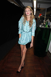 Actress TAMSIN EGERTON at a party to celebrate the launch of Billionaire Boys Club Ice Cream Season 7 at Harvey Nichols, Knightsbridge, London on 18th June 2008.<br />
