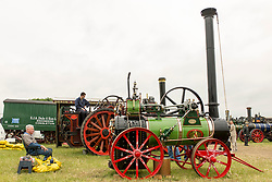 © Licensed to London News Pictures. 29/05/17  ALTRINCHAM ,GREATER MANCHESTER,UK.  <br /> <br /> Ashley Hall Traction Engine Rally today (Monday 29th May 2017). The rally , hosted at Ashley Hall for the third year running , took place over the bank holiday weekend from Saturday 27th May until Sunday 29th May.<br />   <br /> Photo credit: CHRIS BULL/LNP