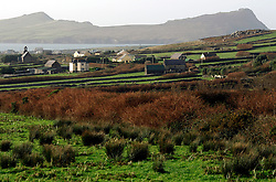 IRELAND KERRY DINGLE 3NOV05 - Landscape near Murreagh on the Dingle Peninsula, Irelands most westerly county...jre/Photo by Jiri Rezac..© Jiri Rezac 2005..Contact: +44 (0) 7050 110 417.Mobile: +44 (0) 7801 337 683.Office: +44 (0) 20 8968 9635..Email: jiri@jirirezac.com.Web: www.jirirezac.com..© All images Jiri Rezac 2005 - All rights reserved.