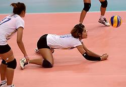 24-09-2014 ITA: World Championship Volleyball Thailand - Nederland, Verona<br /> Ajcharaporn Kongyot