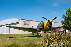 New Zealand, South Island, Marlborough, exhibitis at Omaka Aviation Heritage Centre, celebrating WWI aerial combat. Photo copyright Lee Foster. Photo #126478