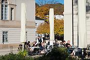Restaurant, Schlosspark Pillnitz, Pillnitz, Dresden, Sächsische Schweiz, Elbsandsteingebirge, Sachsen, Deutschland | restaurant, Pillnitz Castle Gardens, Pillnitz, Dresden, Saxon Switzerland, Saxony, Germany