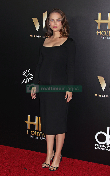 Natalie Portman, The 20th Annual Hollywood Film Awards at the Beverly Hilton Hotel (Beverly Hills, CA.)