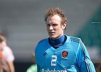ROTTERDAM - HOCKEY -  Pirmin Blaak na  de oefenwedstrijd tussen de mannen van Nederland en Engeland (2-1) . FOTO KOEN SUYK