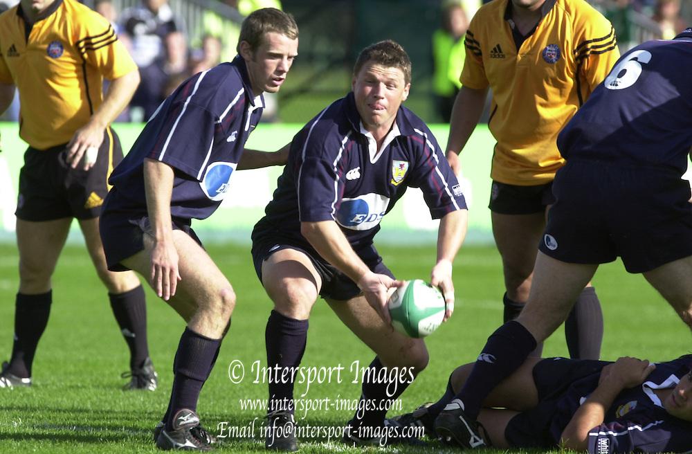 Peter Spurrier Sports  Photo.email pictures@rowingpics.com.Tel 44 (0) 7973 819 551..Heineken European Cup.Bath v Swansea[Mandatory Credit, Peter Spurier/ Intersport Images].