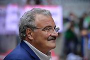DESCRIZIONE : Varese Lega A 2015-16 Openjobmetis Varese Dinamo Banco di Sardegna Sassari<br /> GIOCATORE : Romeo Sacchetti<br /> CATEGORIA : Allenatore Coach Espressioni <br /> SQUADRA : Dinamo Banco di Sardegna Sassari<br /> EVENTO : Campionato Lega A 2015-2016<br /> GARA : Openjobmetis Varese - Dinamo Banco di Sardegna Sassari<br /> DATA : 27/10/2015<br /> SPORT : Pallacanestro<br /> AUTORE : Agenzia Ciamillo-Castoria/M.Ozbot<br /> Galleria : Lega Basket A 2015-2016 <br /> Fotonotizia: Varese Lega A 2015-16 Openjobmetis Varese - Dinamo Banco di Sardegna Sassari