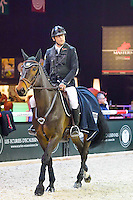 Julien COURBET - 05.12.2014  - Gucci Paris Masters 2014 -Villepinte<br /> Photo : Cohen / Visual / Icon Sport