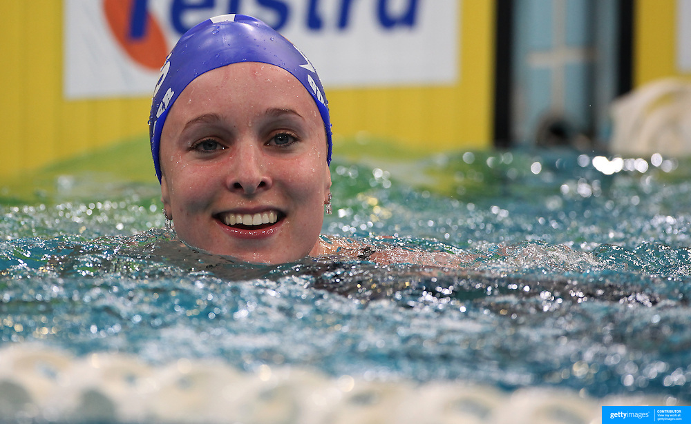 Sydney-17-22 March 2009:  Marieke Guehrer during the Women's Butterfly event at the Australian Swimming Championships and Selection Trials for the XIII Fina World Championship held at Sydney Olympic Park Aquatic Centre, Sydney, Australia on March 17-22, 2009 . Photo Tim Clayton
