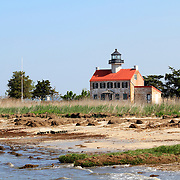 East Point Lighthouse, Maurice River, New Jersey, USA
