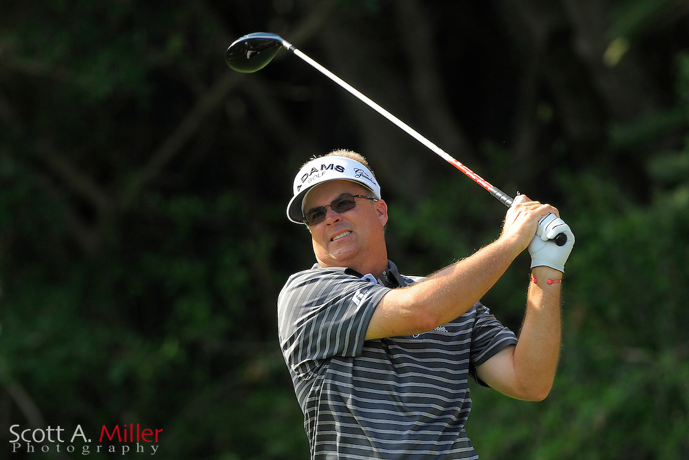 Kenny Perry during the second round of the Honda Classic at PGA National on March 2, 2012 in Palm Beach Gardens, Fla. ..©2012 Scott A. Miller.