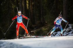 Alla Ghilenko (MDA) during the Women 15 km Individual Competition at day 2 of IBU Biathlon World Cup 2019/20 Pokljuka, on January 23, 2020 in Rudno polje, Pokljuka, Pokljuka, Slovenia. Photo by Peter Podobnik / Sportida