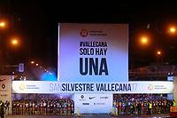 San Silvestre Vallecana 2017. December 31,2017. (ALTERPHOTOS/Acero)