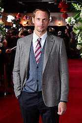 Alexander Skarsgard attending the world premiere of The Aftermath, held at the Picturehouse Central Cinema, London