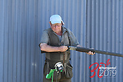 SHOOTING CLAY TARGET<br /> <br /> Downer NZ Masters Games 2019<br /> 20190209<br /> WHANGANUI, NEW ZEALAND<br /> Photo RACHEL HUME CMGSPORT<br /> WWW.CMGSPORT.CO.NZ