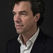 De PVDA lijsttrekker Pieter Hilhorst, een paar weken voor zijn nederlaag tijdens de Amsterdamse gemeenteverkiezingen.