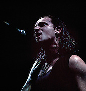 Photo of Bono Live - Wembley Stadium - Joshhua Tree tour 1987