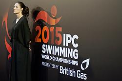 Laura Loki Henderson  at 2015 IPC Swimming World Championships -