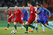 Portugal v Netherlands, 26 March 2018