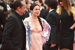 May 14, 2019 - Cannes, France - 72th International Cannes Film Festival. Red Carpet of ''Dead don't die'' screening..72eme Festival International du Film de Cannes. Montee des marches du film ''les morts ne meurent pas''.....239112 2019-05-14  Cannes France.. Naim, Yael (Credit Image: © L.Urman/Starface via ZUMA Press)