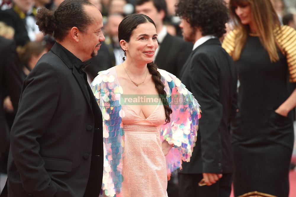 May 14, 2019 - Cannes, France - 72th International Cannes Film Festival. Red Carpet of ''Dead don't die'' screening..72eme Festival International du Film de Cannes. Montee des marches du film ''les morts ne meurent pas''.....239112 2019-05-14  Cannes France.. Naim, Yael (Credit Image: © L.Urman/Starface via ZUMA Press)