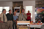 Pappas Restaurant celebrates 40 years of good food and service in the community with a luncheon attended by former Baltimore Orioles pitching great, Milt Pappas; as well as Baltimore County Executive Kevin Kamenitz and Senator Ben Cardin.Pappas Restaurant celebrates 40 years of good food and service in the community with a luncheon attended by former Baltimore Orioles pitching great, Milt Pappas; as well as Baltimore County Executive Kevin Kamenitz and Senator Ben Cardin.