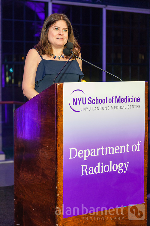 NYU School of Medicine Department of Radiology Graduation Dinner at Gustavino's