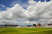 The County Ground during the Tour Match match between Somerset County Cricket Club and Pakistan at the Cooper Associates County Ground, Taunton, United Kingdom on 3 July 2016. Photo by Graham Hunt.