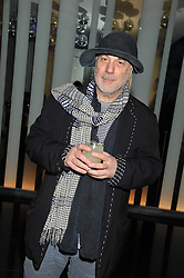 RON ARAD at W London - Leicester Square for the Liberatum Cultural Honour in Spice Market for John Hurt, CBE in association with artist Svetlana K-Lié on 10th April 2013.