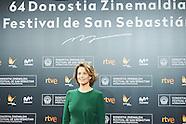 Madrid - Sigourney Weaver Receives Donostia Lifetime Achievement Award - 22 Sep 2016