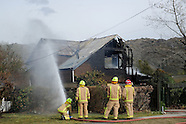 AI120540 Clyde-Fire, House Fire 4 October 2015