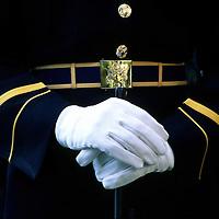 Honor Guard, Arlington National Cemetery, Arlington, Virginia, USA