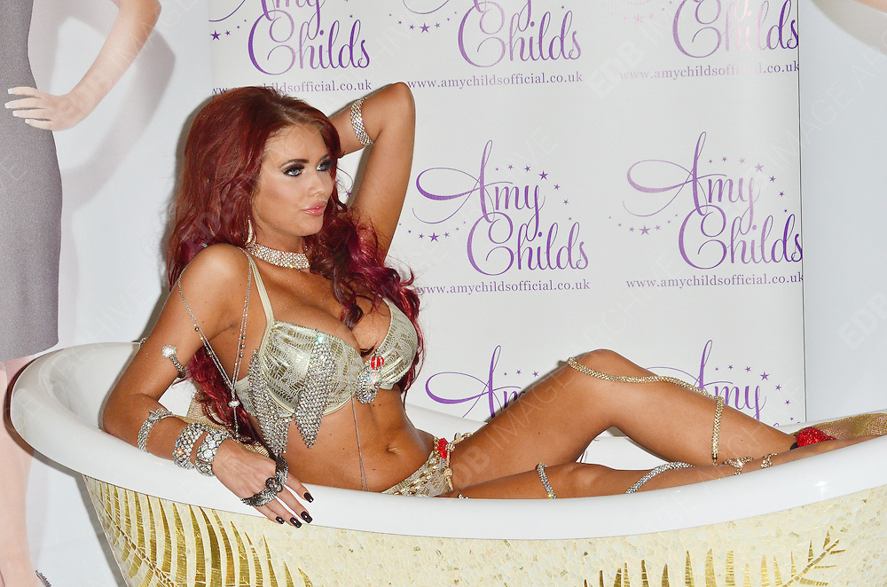 24.OCTOBER.2012. LONDON<br /> <br /> AMY CHILDS HAS TEAMED UP WITH ACCESSORIES LABEL MIKEY LONDON TO LAUNCH HER FIRST JEWELLERY COLLECTION AT THE MILLENIUM HOTEL IN MAYFAIR.<br /> <br /> BYLINE: JOE ALVAREZ/EDBIMAGEARCHIVE.CO.UK<br /> <br /> *THIS IMAGE IS STRICTLY FOR UK NEWSPAPERS AND MAGAZINES ONLY*<br /> *FOR WORLD WIDE SALES AND WEB USE PLEASE CONTACT EDBIMAGEARCHIVE - 0208 954 5968*