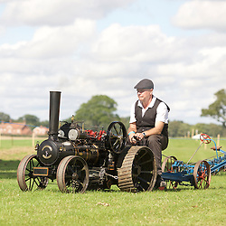 Steam Engines at the World & National Ploughing Contests 2016