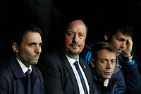 Real Madrid´s coach Rafa Benitez during 2015/16 Champions League soccer match between Real Madrid and Malmo at Santiago Bernabeu stadium in Madrid, Spain. December 08, 2014. (ALTERPHOTOS/Victor Blanco)