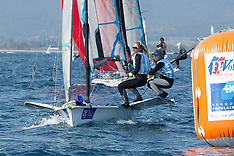2015 ISAf SWC | 49erFX | day 3