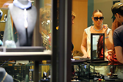 NO WEB NO APP S IN FRANCE UNTIL January 25 - Mariah Carey shops various luxury boutiques in St Barts on January 10, 2016. Photo by ABACAPRESS.COM  | 529741_024 St Barthelemy France