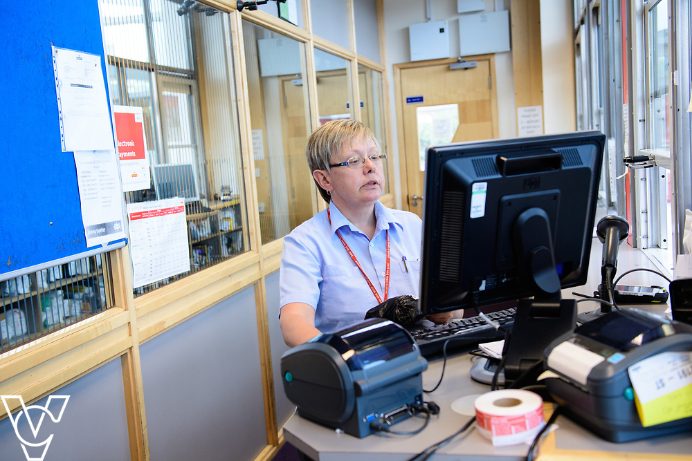 Royal Mail North West Midlands Mail Centre, Wolverhampton.  Generic / stock photograph.<br /> <br /> Picture: Chris Vaughan Photography<br /> Date: June 23, 2017