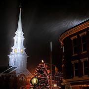 Portsmouth Vintage Christmas Tree Lighting, 2009