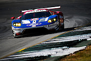 September 29, 2016: IMSA Petit Le Mans, #66 Joey Hand, Dirk Muller, Ford Chip Ganassi Racing, Ford GT GTLM