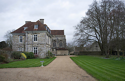 Bishops of Winchester official residence and office, Winchester, United Kingdom, Sunday, 23rd February 2014. Picture by i-Images