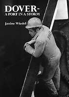 Book cover of Dover Port in a storm