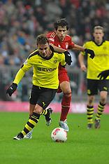 20121201 DUI: FC Bayern Munchen - Borussia Dortmund, Munchen
