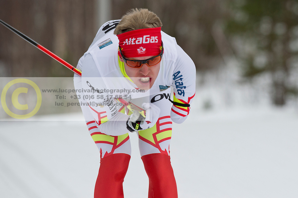 ARENDZ Mark, CAN, Long Distance Biathlon, 2015 IPC Nordic and Biathlon World Cup Finals, Surnadal, Norway